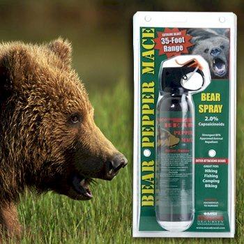 bear mace pepper spray