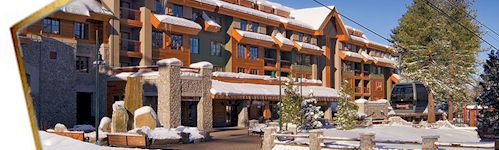 Lake Tahoe Lodging Marriott