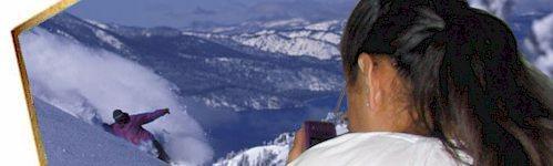 Lake Tahoe Skiing at Heavenly Valley