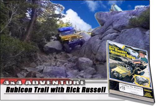 18 Crawling The Rubicon by Rick Russell's Off Highway Adventure Series  Loon Lake to Lake Tahoe