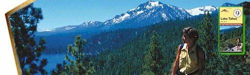 Lake Tahoe site map