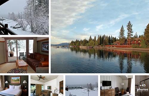 Sunnyside Resort and Lodge on Lake Tahoe